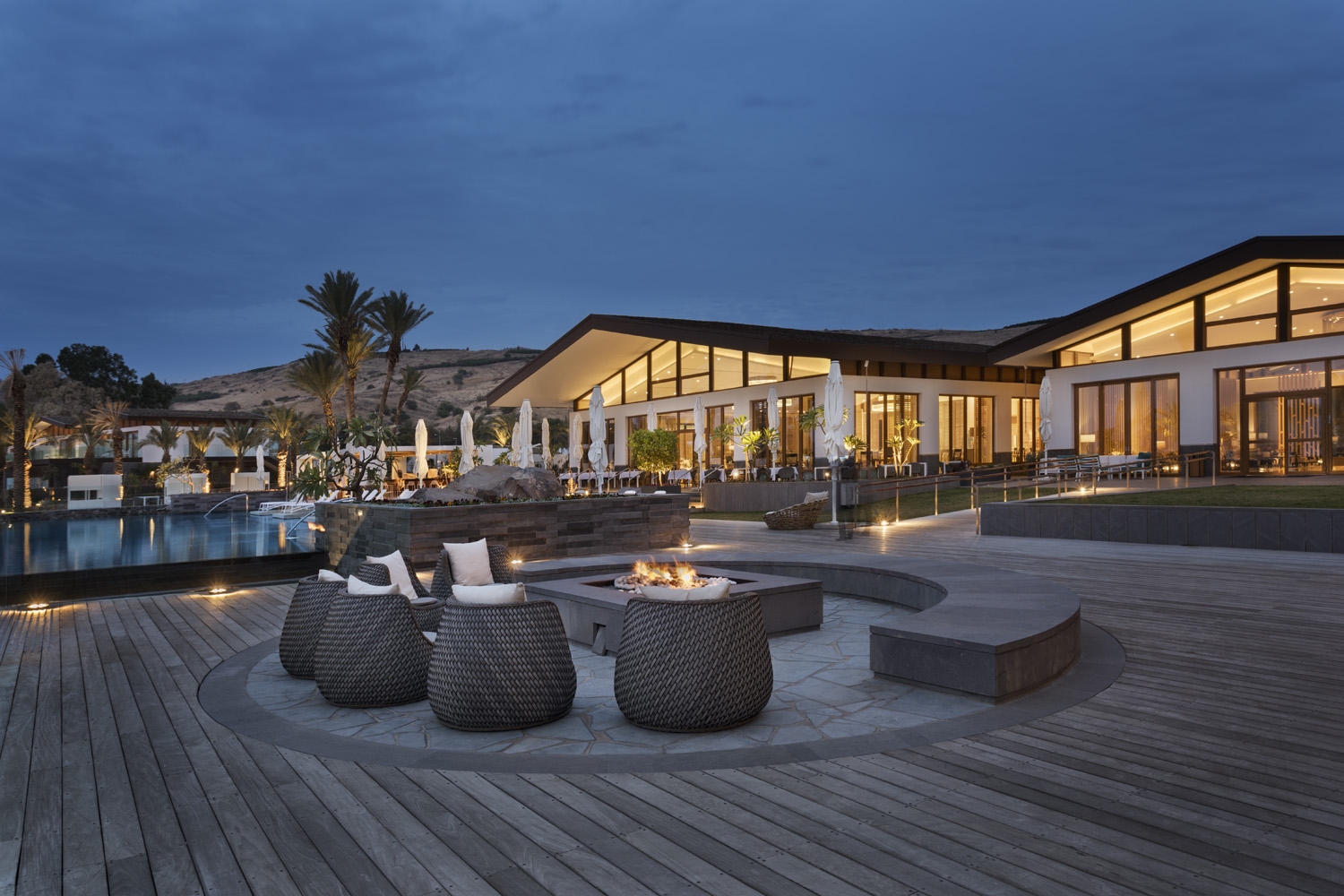 THE SETAI HOTEL SEA OF GALILEE