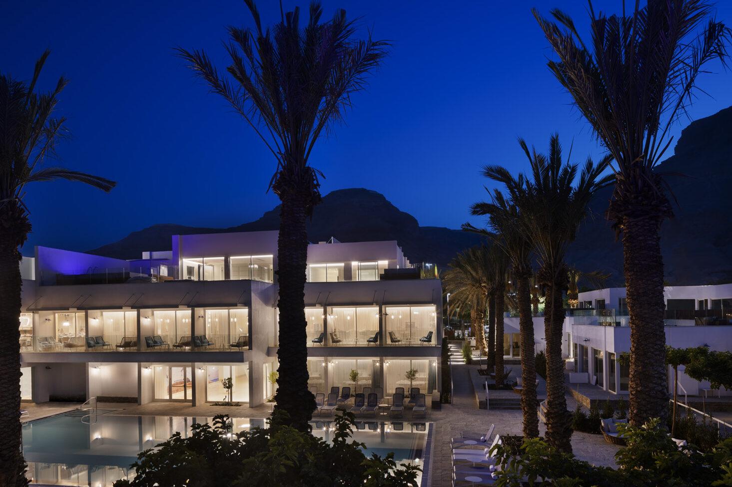 HOTEL HERBERT SAMUEL MILOS – DEAD SEA