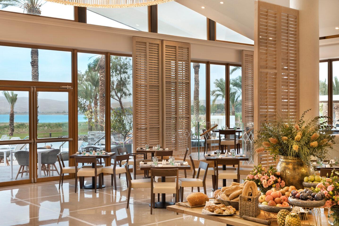 THE SETAI HOTEL SEA OF GALILEE