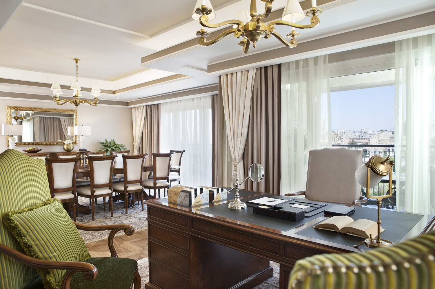 THE PALACE HOTEL WALDORF ASTORIA JERUSALEM