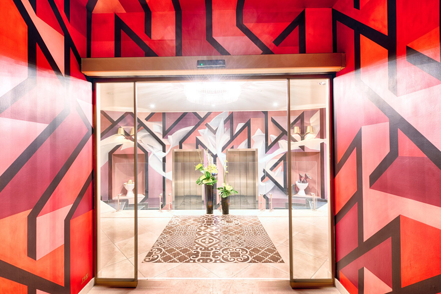 NYX HOTEL MILANO ITALY