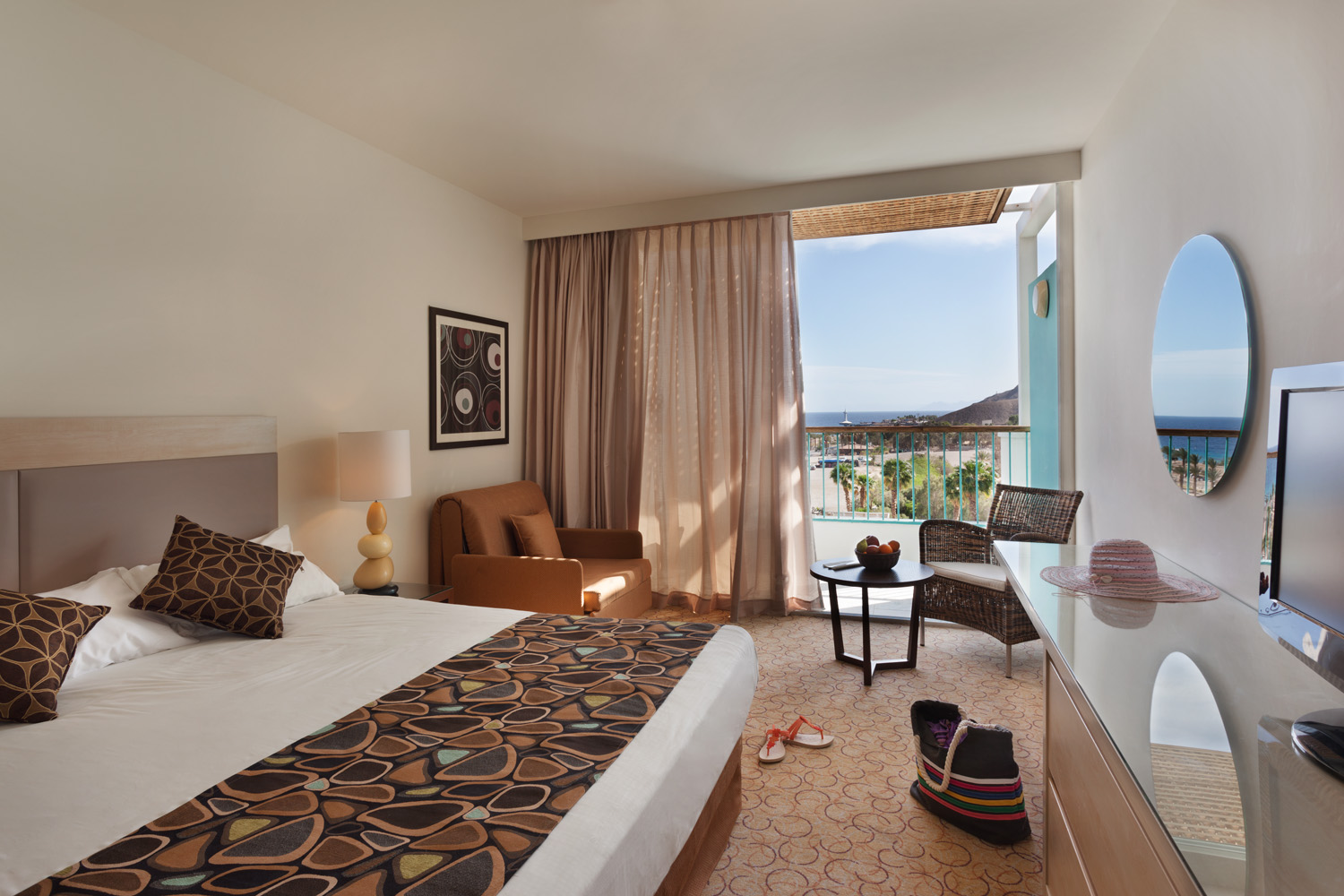 ISROTEL YAM SUF RENOVATION EILAT