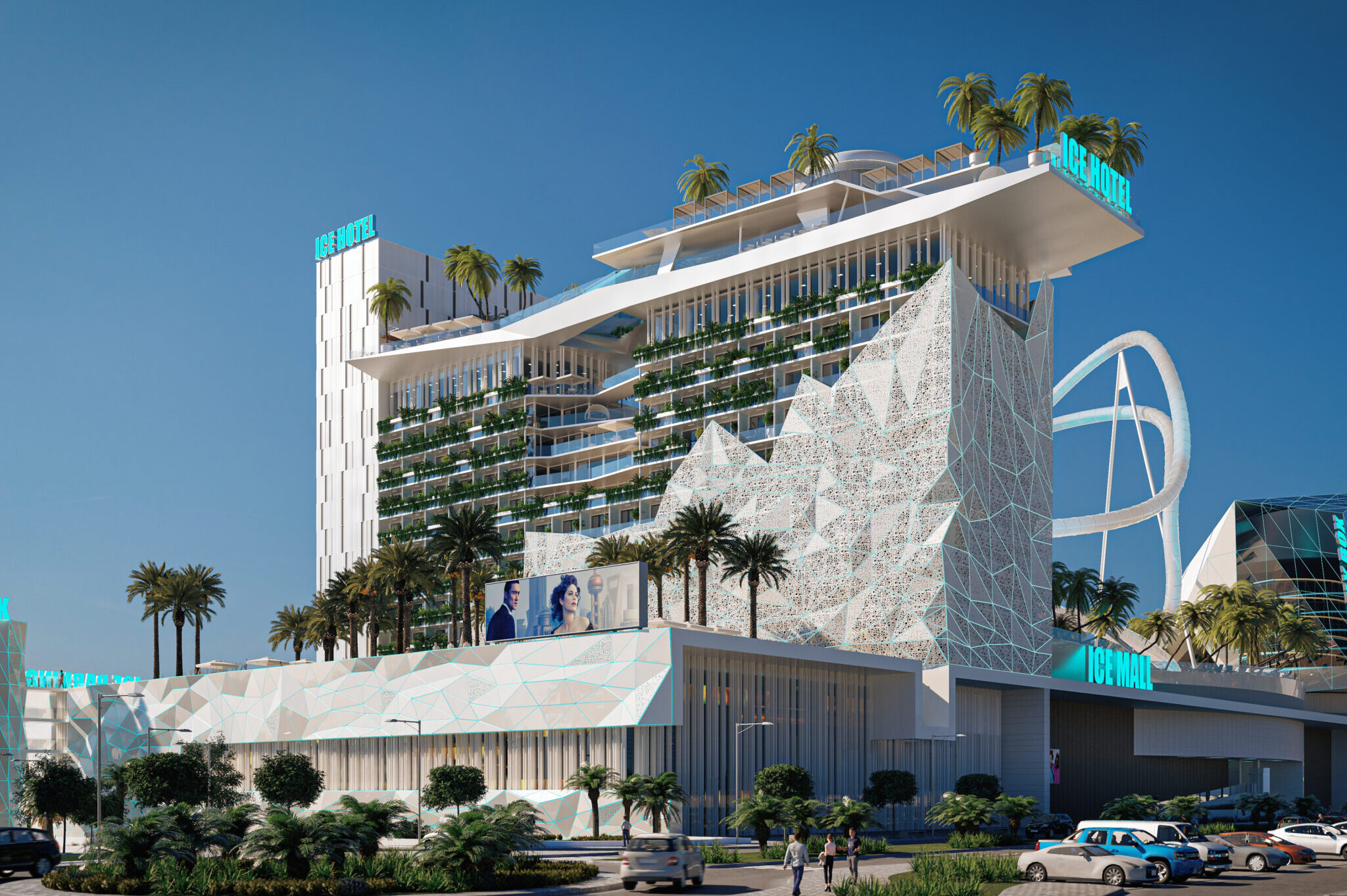 ICE MALL HOTEL & ATTRACTIONS EILAT