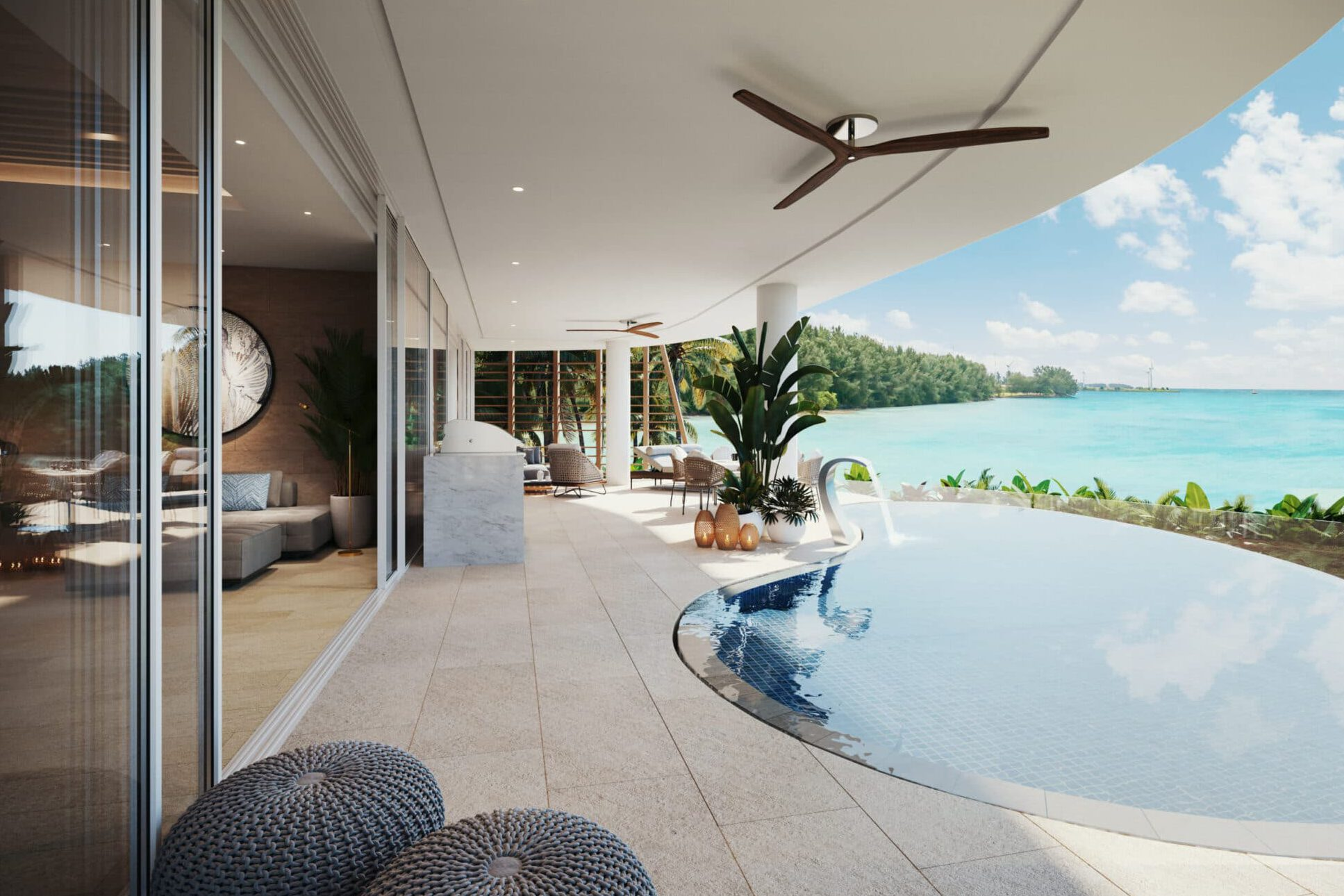 ONE BAY VIEW VICTORIA SEYCHELLES
