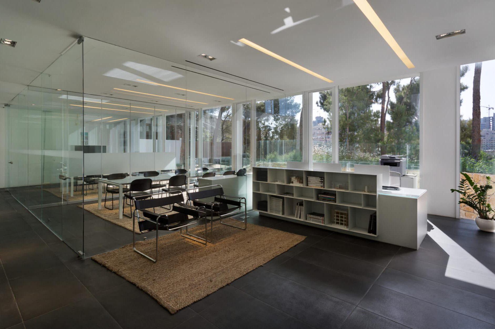 FEIGIN ARCHITECTS OFFICES RAMAT GAN