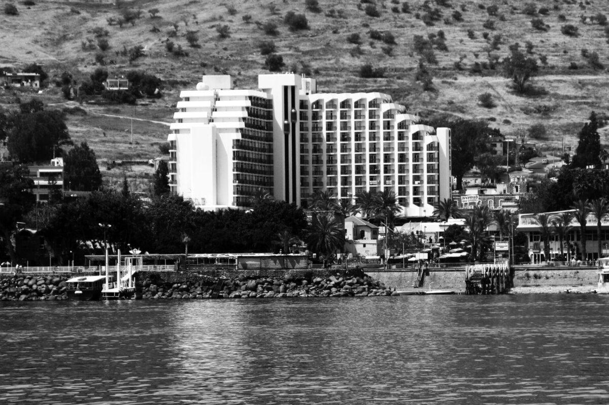 THE JORDAN RIVER HOTEL TIBERIAS