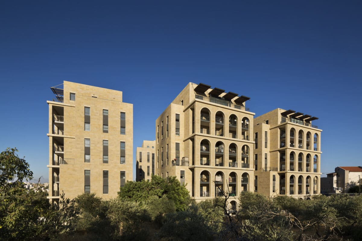 YANIV ESTATES RESIDENCES JERUSALEM