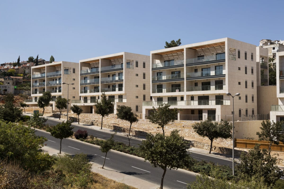 TALIAH ESTATES RESIDENCES JERUSALEM