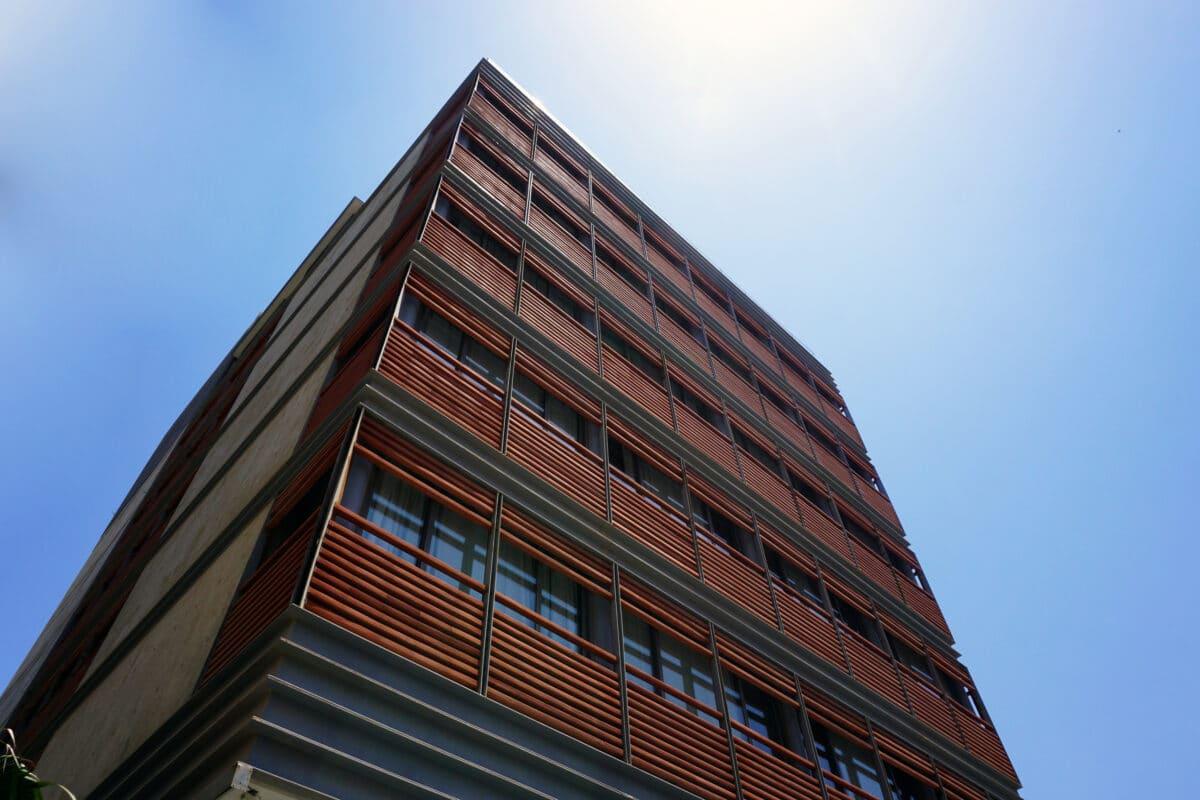 RESIDENTIAL BUILDING NESS ZIONA St. TEL AVIV