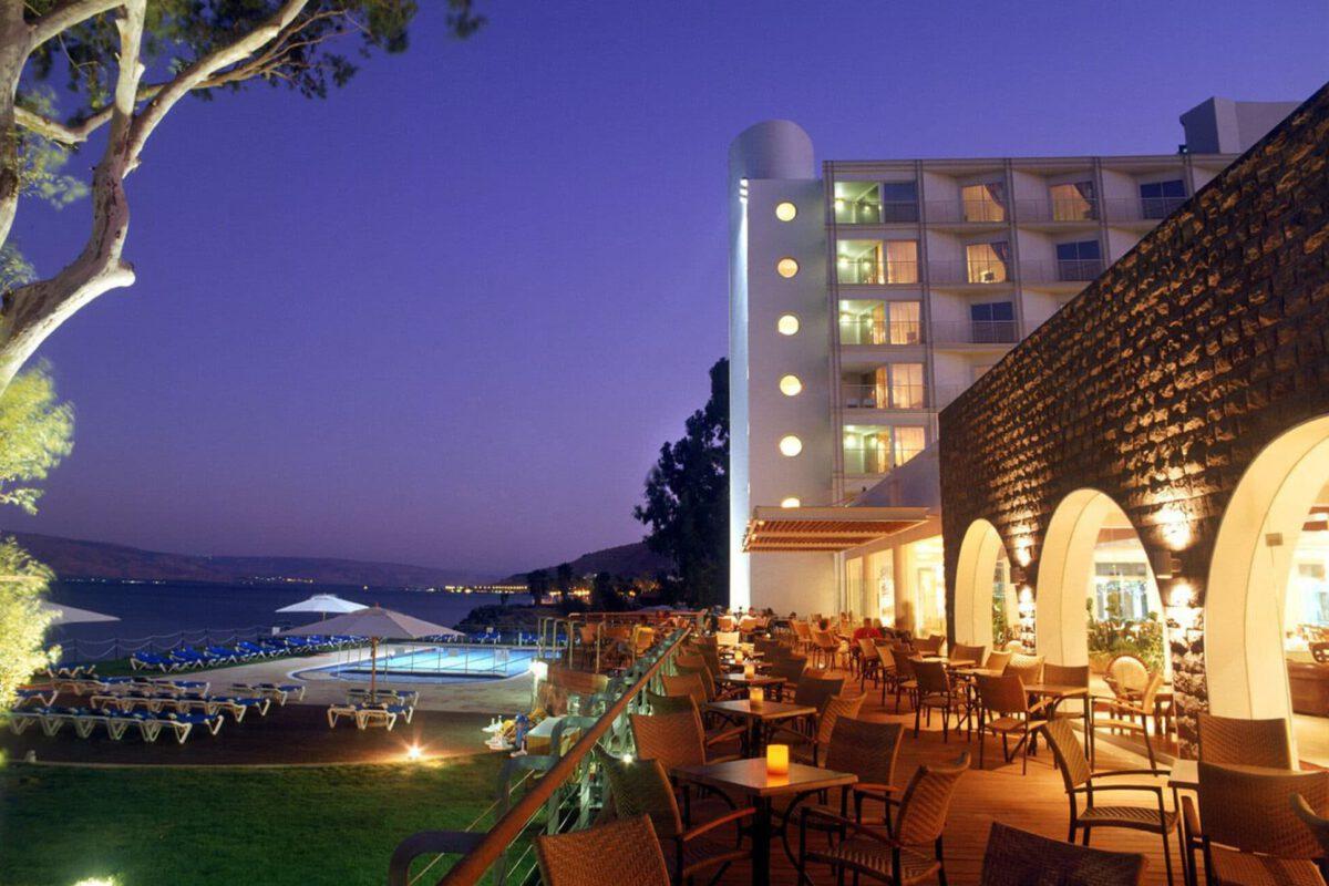 GALEI KINERET HOTEL TIBERIAS