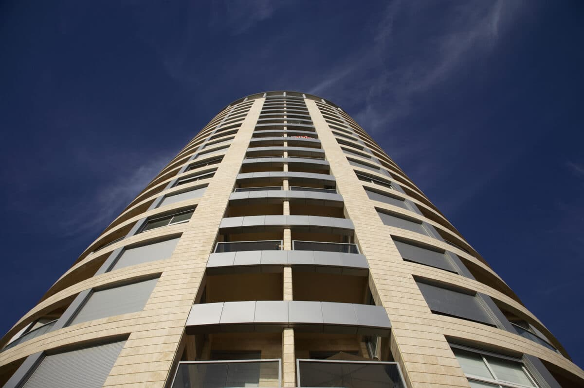 THE ELLIPTICAL TOWER BAT YAM