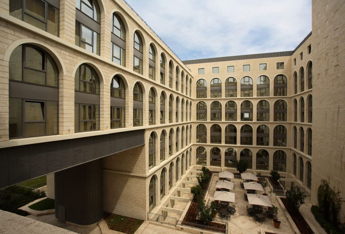 GRAND COURT HOTEL JERUSALEM