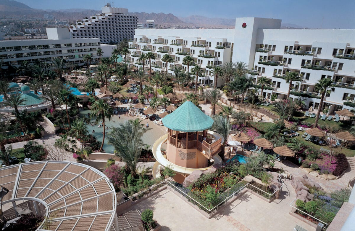 ISROTEL ROYAL GARDENS SUITES HOTEL EILAT