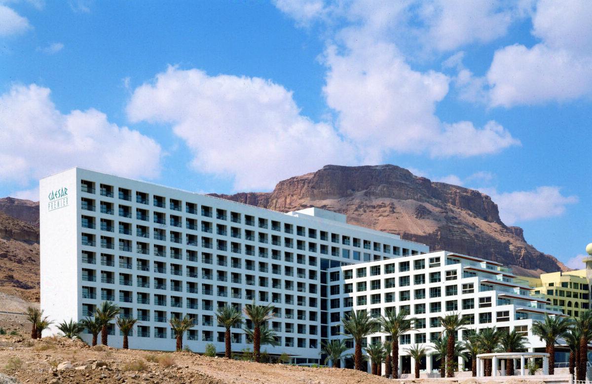 CAESAR PREMIERE HOTEL EIN BOKEK DEAD SEA