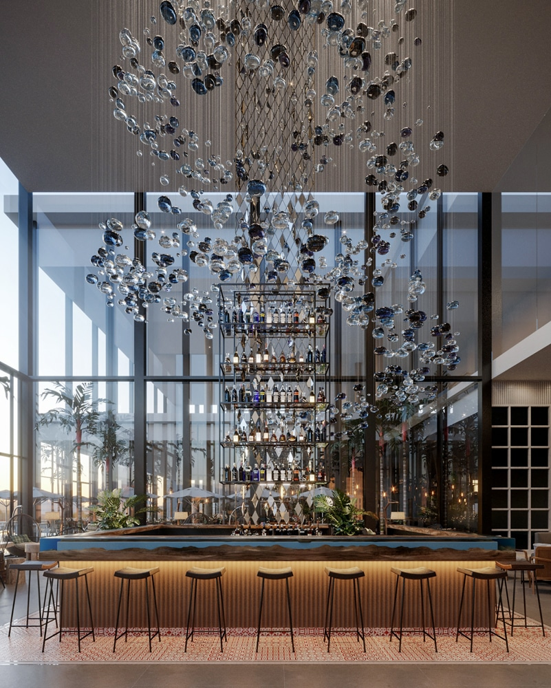 ASTRAL VILLAGE HOTEL RENOVATION EILAT