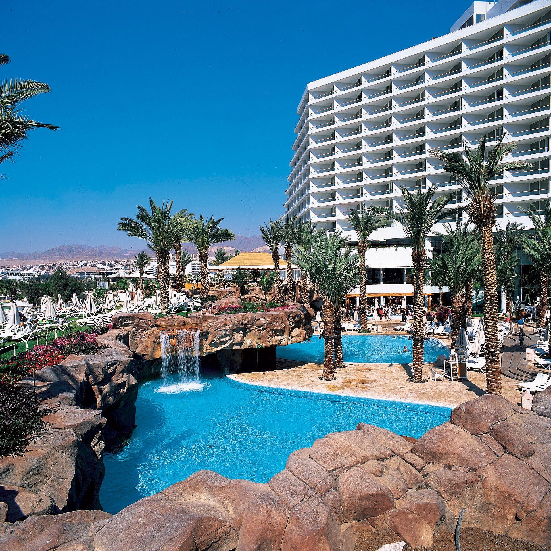 ROYAL BEACH HOTEL ISROTEL EILAT