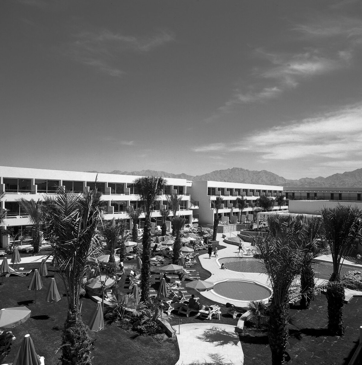PARADISE RED SEA HOTEL EILAT