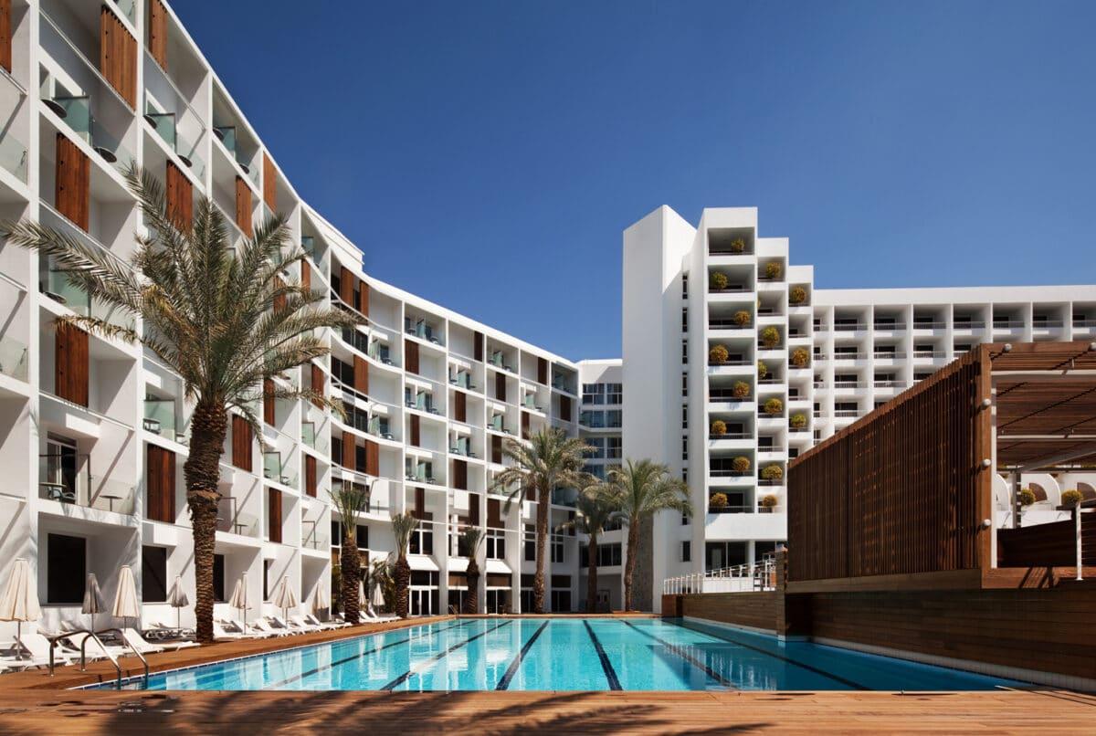 ISROTEL SPORT HOTEL RENOVATION EILAT