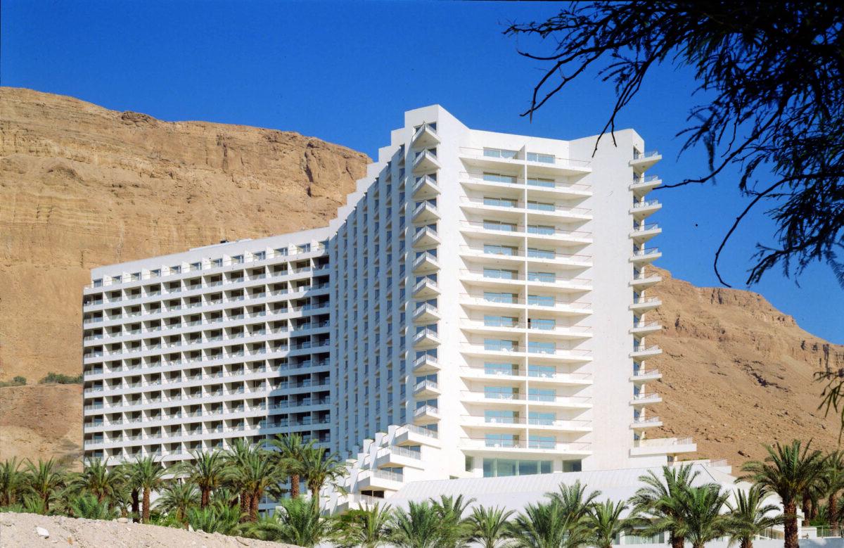 HYATT HOTEL DEAD SEA
