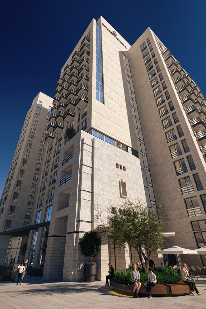 INTERCONTINENTAL HOTEL JERUSALEM