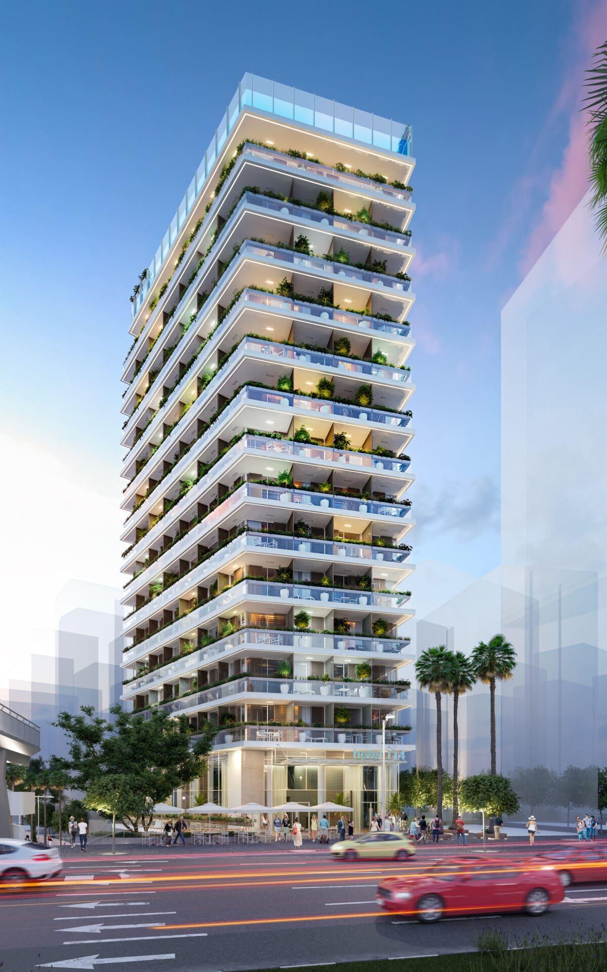 BEGIN HOTEL 114 ST TEL AVIV