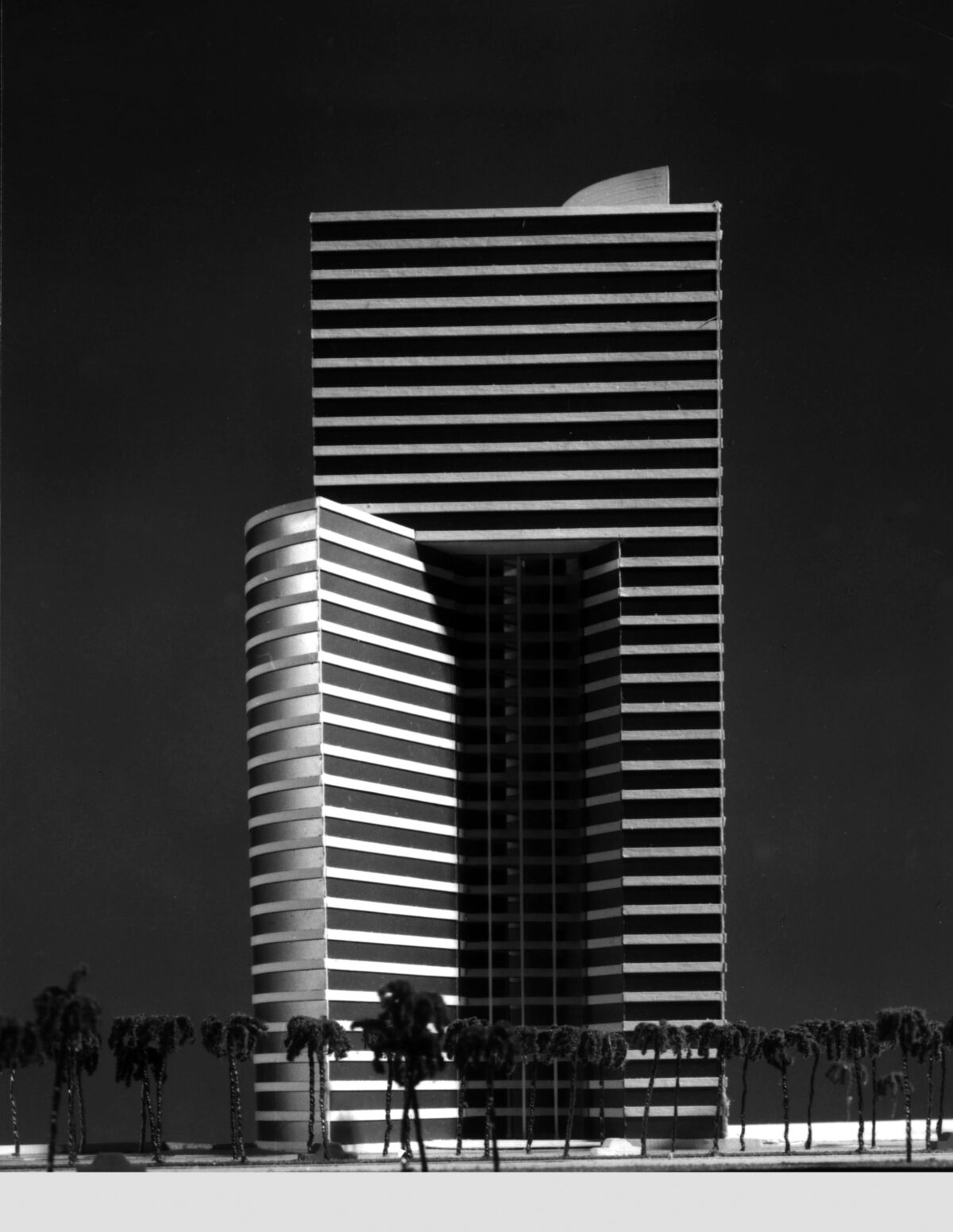 OFFICE TOWER COMPETITION TEL AVIV