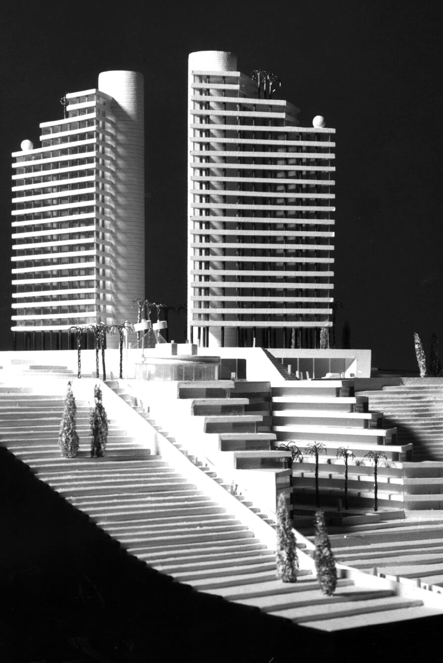 HOTEL AND RESIDENTIAL PROJECT HAIFA