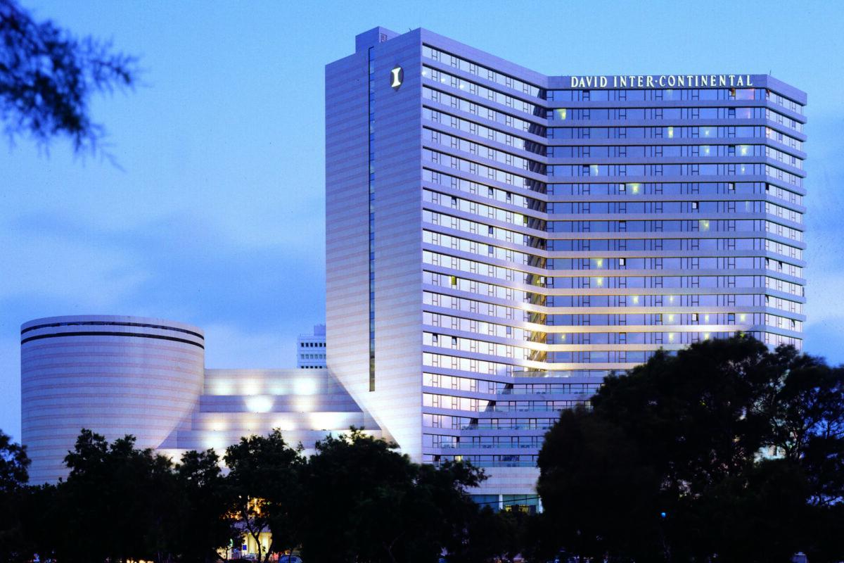 DAVID INTERCONTINENTAL HOTEL TEL AVIV