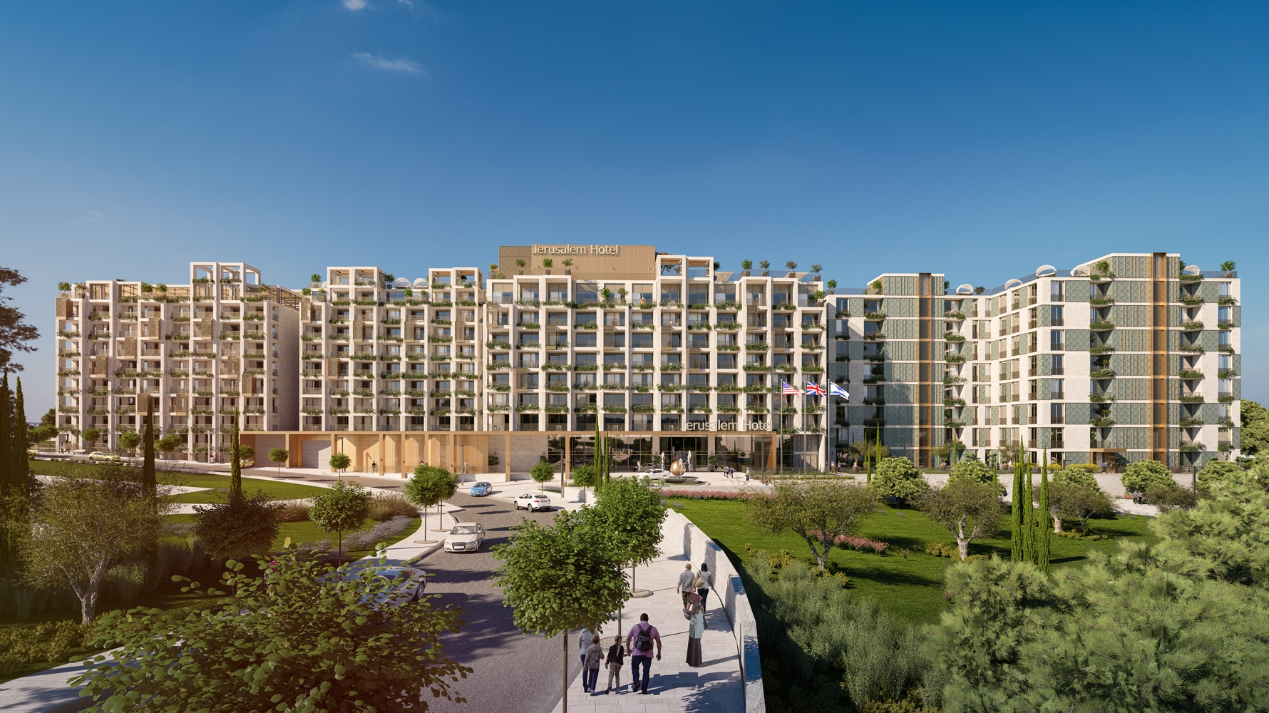 PROMENADE HOTEL AND RESIDENTIAL JERUSALEM