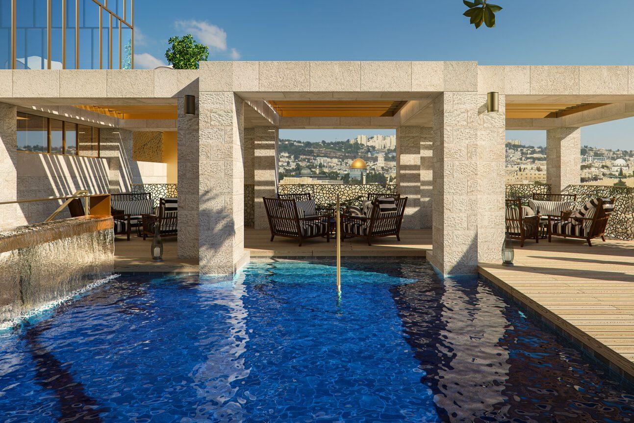 PROMENADE HOTEL AND RESIDENTIAL JERUSALEM