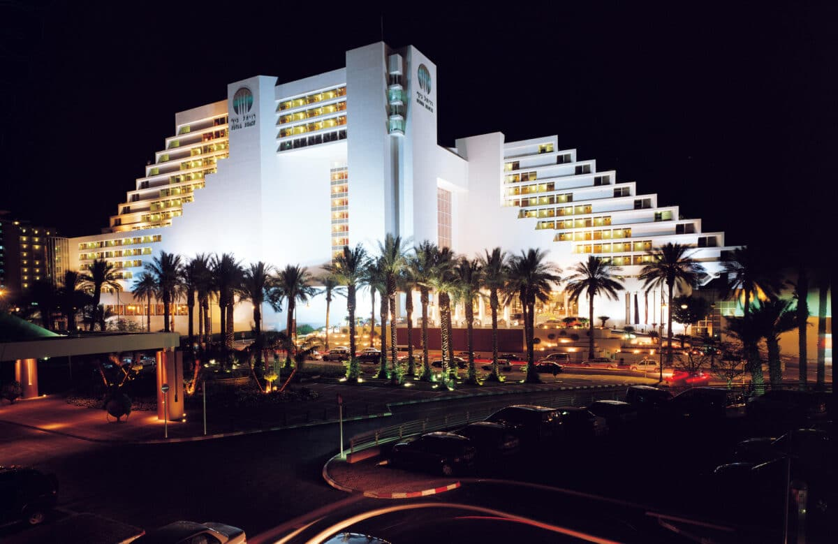 ROYAL BEACH HOTEL ISROTEL EILAT