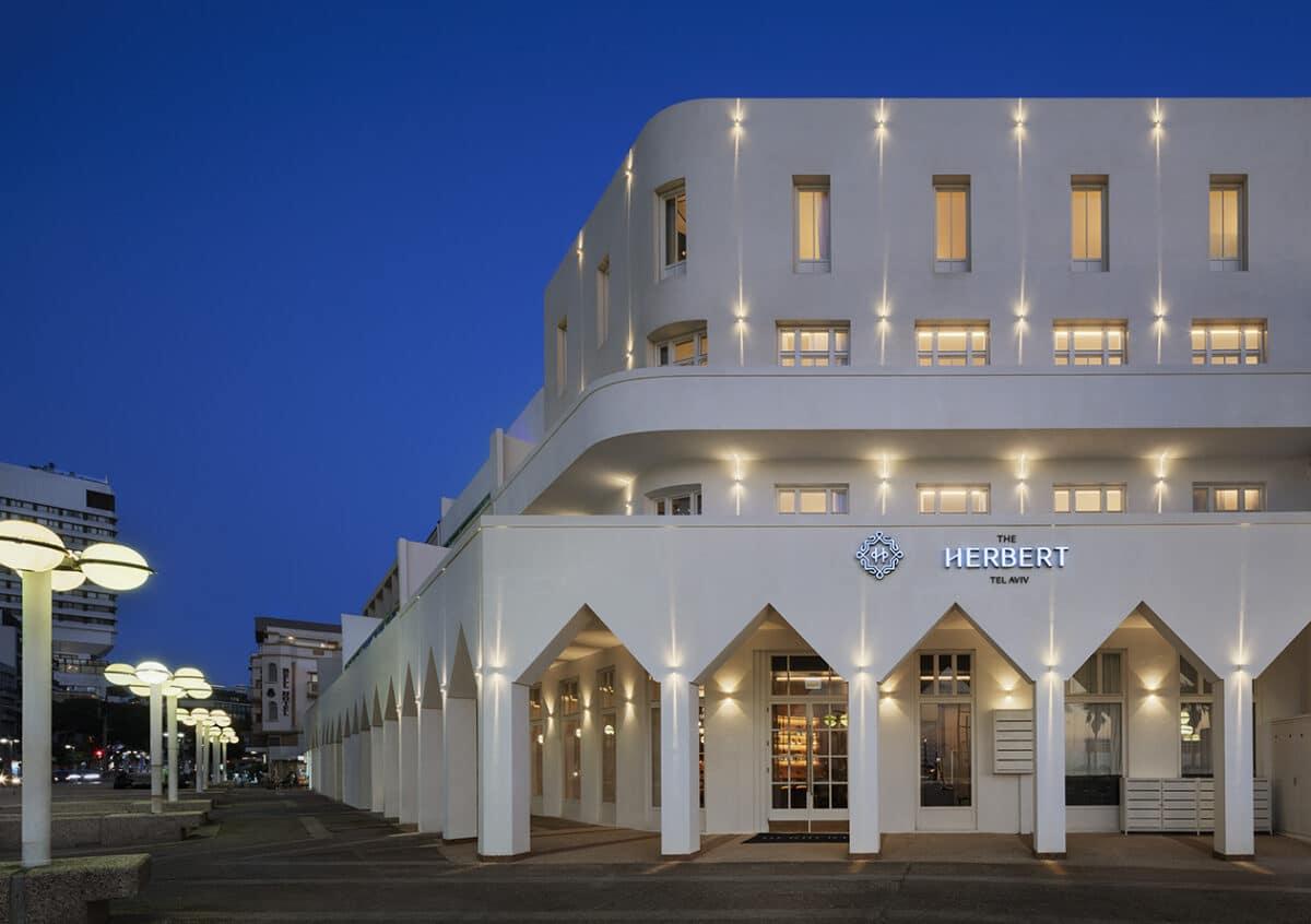 THE HERBERT HOTEL TEL AVIV