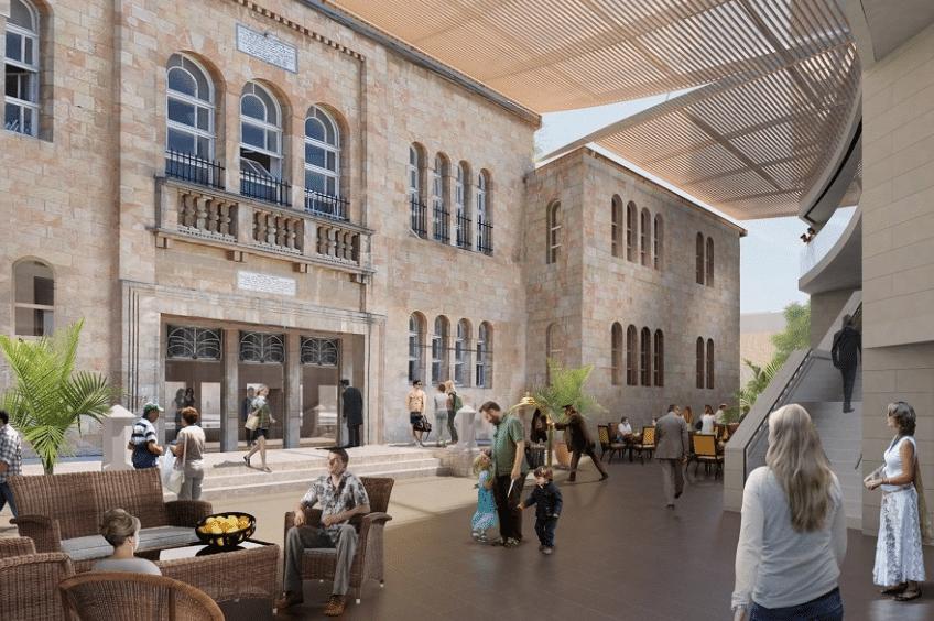 NYX HOTEL JERUSALEM