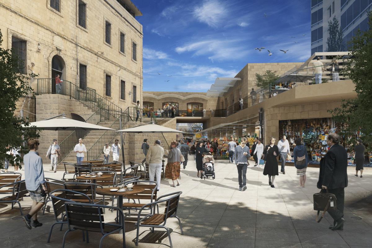 ALLIANCE HOUSE HOTEL JERUSALEM