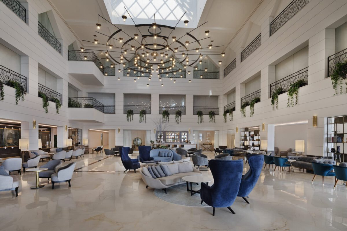 OPERA HOTEL BY HERBERT SAMUEL TEL AVIV