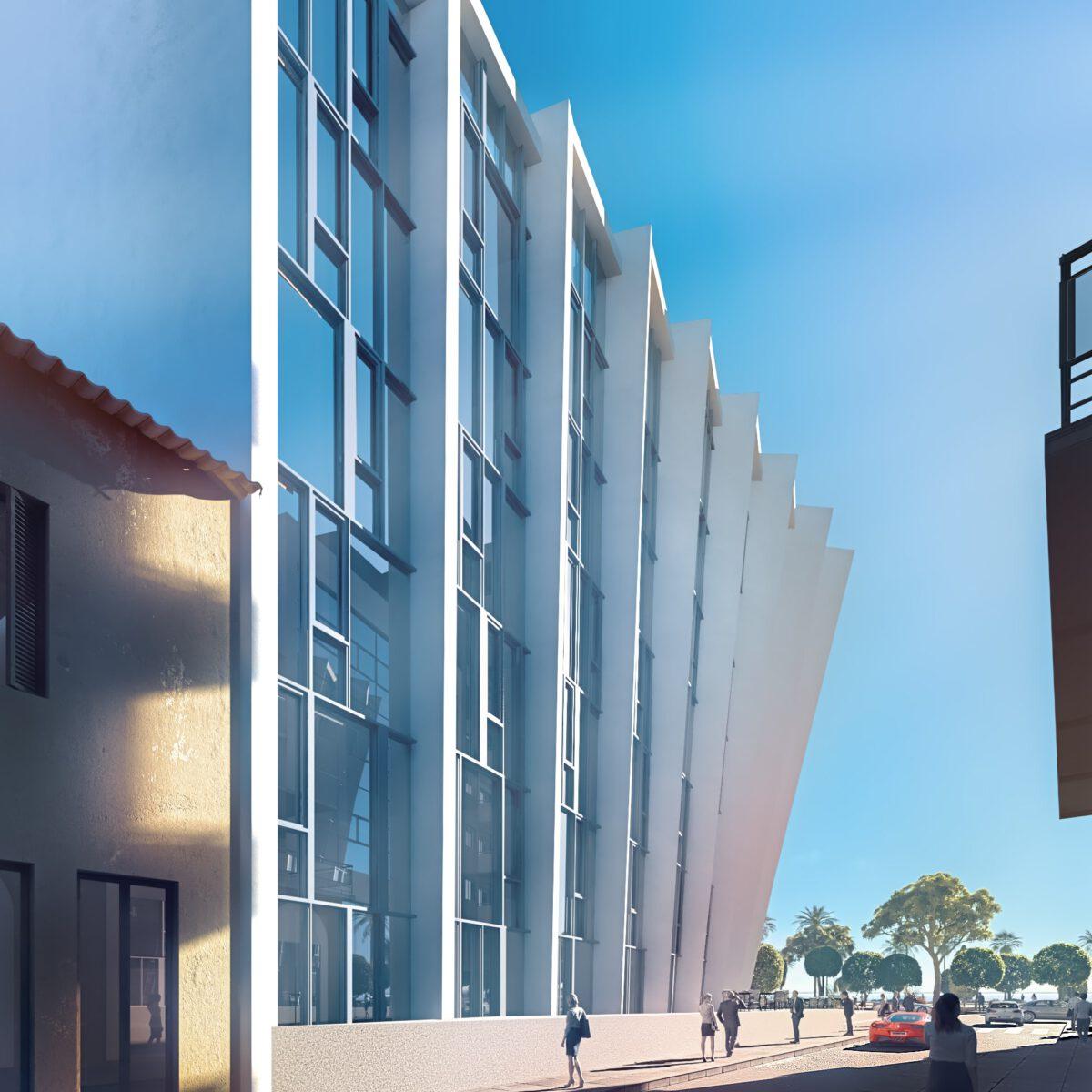 NYX HOTEL LIMASSOL CYPRUS