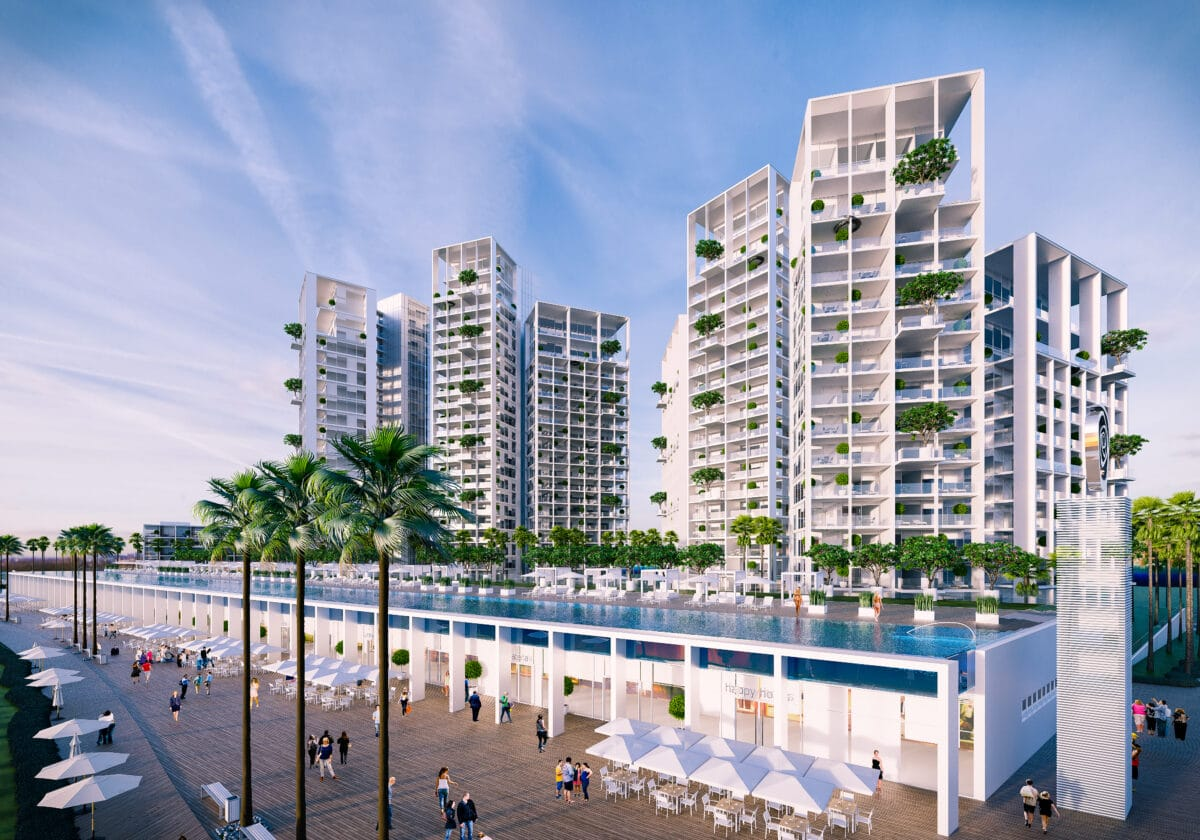 HOTEL AND RESIDENCES PROJECT ASHKELON