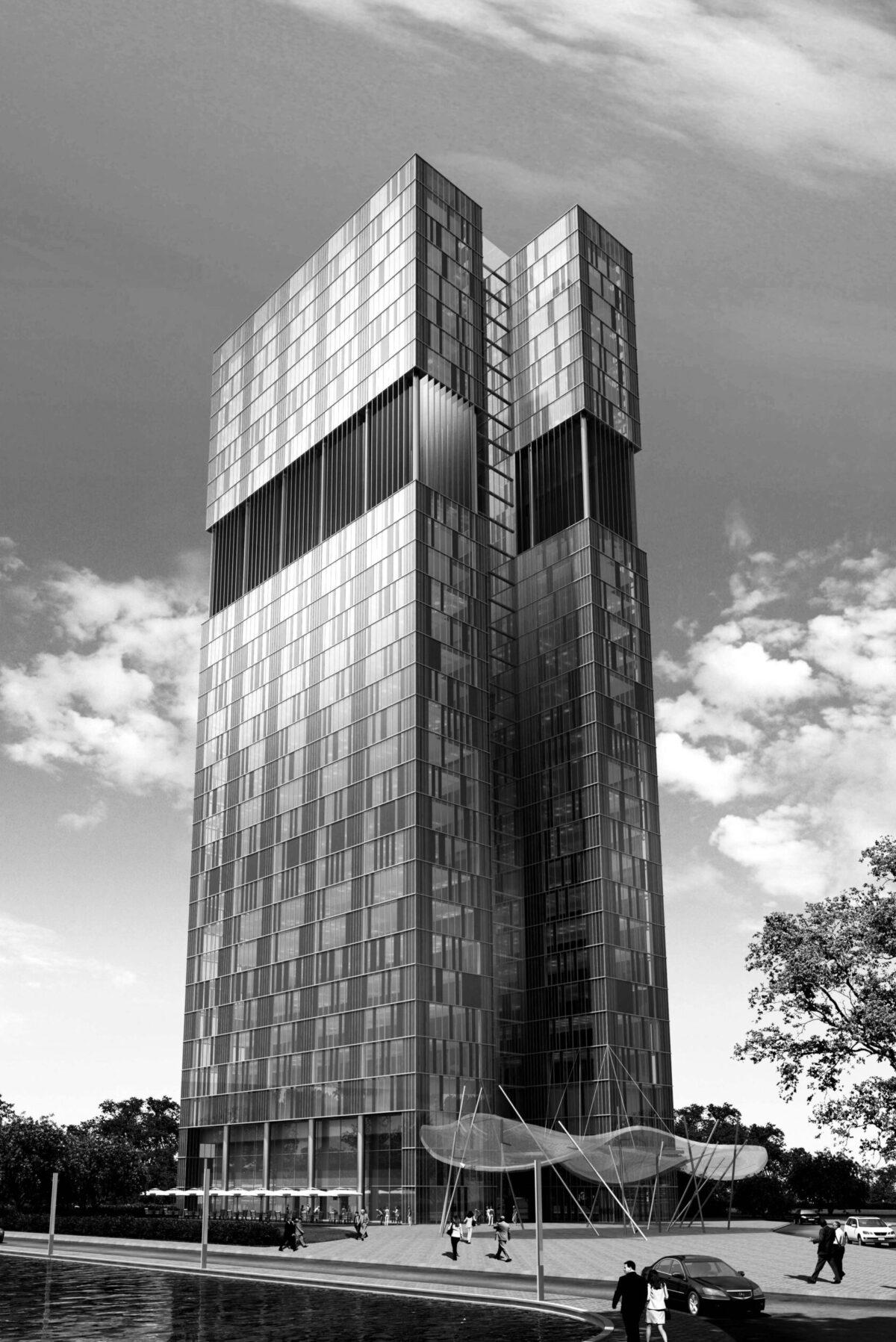 SERA VITAN OFFICE BUILDING BUCHREST