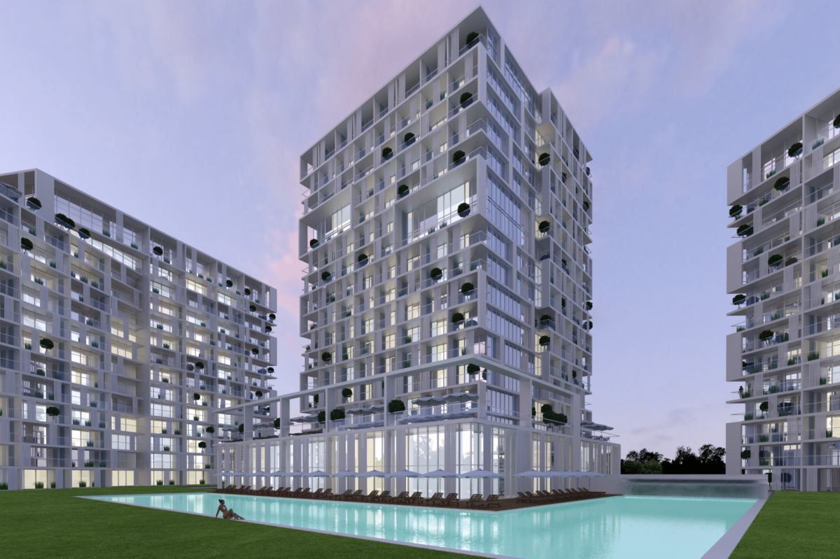 RESIDENTIAL PROJECT MAMAIA ROMANIA