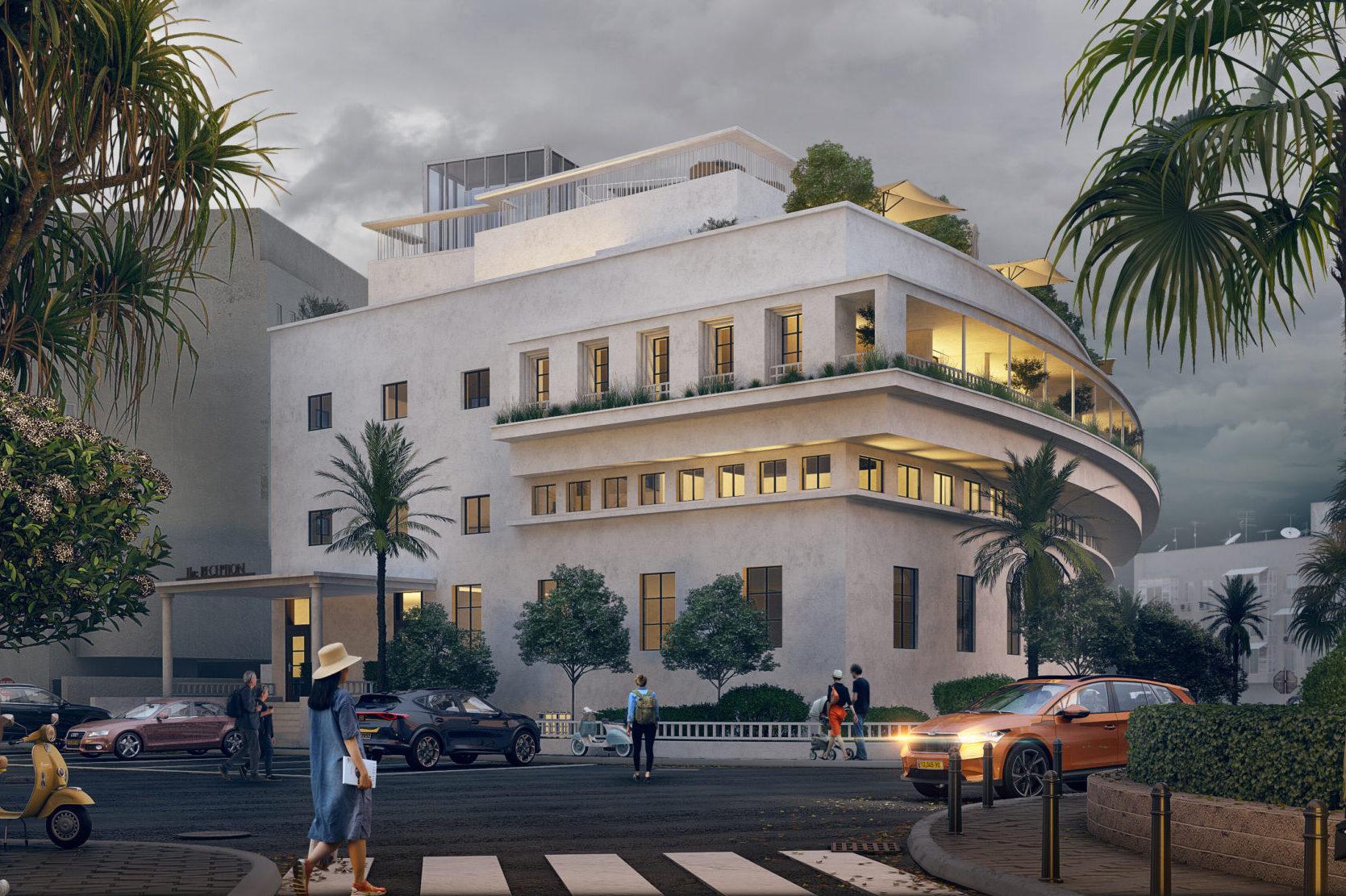 THE RECEPTION HOTEL TEL AVIV